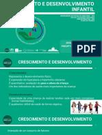 Clube da Criança - Crescimento e Desenvolvimento Infantil