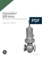 Masonelian 173 Series Iom Gea32387 English