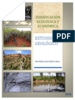 MemGeologia Puerto Inca