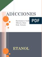 ADICCIONES toxico