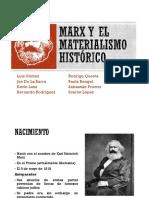 Materialismo Histórico de Marx