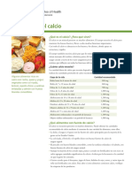 Calcium DatosEnEspanol