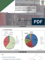 Estudio Farmacocinetico de Marbofloxacina en Cabras