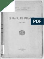 El Teatro en Valldolic