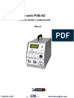 Dv-power Pob30ad Manual.en.Es
