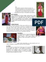 Los 22 Trajes de Guatemala