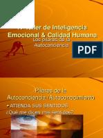IV Taller de Inteligencia Emocional & Calidad Humana
