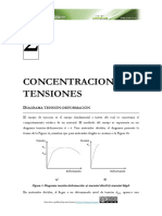 Tema 2. Concentraciones de Tensiones