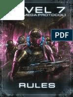 Level 7 [Omega Protocol ]