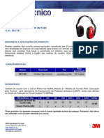 Hearing Protectors Dielectric 1426