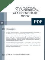 Aplicación Del Cálculo Diferencial a La Ingeniería (1)