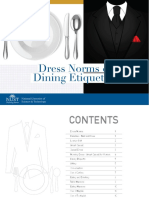 Dress Norms Dining Etiquette-1