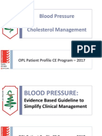 Hyperlipidemia and Hypertension - OPL PP CE 2017 (1)