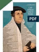 2017-Lutero-Las Otras Cinco Tesis
