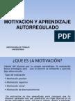 Motivacion y Aprendizaje Autorregulado