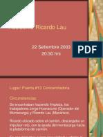 03-10-14 Accidente Ricardo Lau