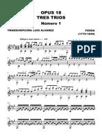 %5bFree Scores.com%5d Fossa Francois Fossa Op18 Trios Fossa Op18 Trios Guitarra 3853 101679