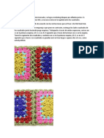 Uniones crochet