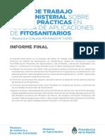 Grupo Interministerial Fitosanitarios