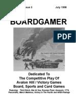Boardgamer v3n3