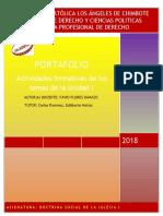Formato de Portafolio