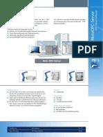 Flyer Software MotoOPC-Server D 10.2013 01