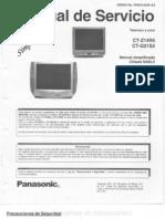 Chasis NA6LV Panasonic Manual Servicio