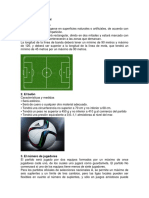 Reglamento de Futbol