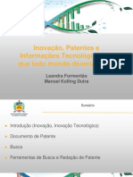 Apresentação Patentes-semana Bio