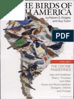 Aves de America