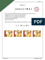 4-Aula 001 Nylon - Tecnica 3 - Exercicio 2__ I M a