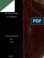 Theory Design of Tu 00 Scha