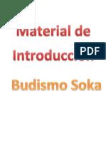 Material de Introducción Budismo Soka