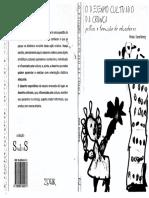 Desenho Cultivado Crianca - Rosa Iavelberg