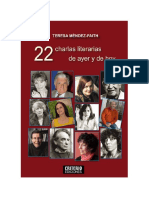 22 Charlas Literarias de Ayer y de Hoy - Teresa Mendez Faith - Ano 2017 - Portalguarani