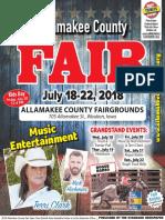 Allamakee County Fair 2018