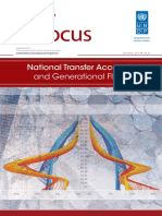 National Transfer Accounts and Generational Flows