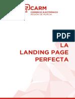 La Landing Page Perfecta