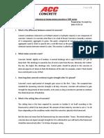 Questionnaire Set 2