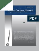 10 Certamen Nacional de Ensayo Sobre Fiscalización Superior y Rendición de Cuentas