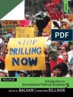 David N. Balaam, Bradford Dillman-Introduction to International Political Economy-Routledge (2013)
