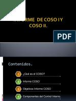 Informe de Coso i y 2