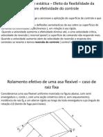 03.1 Aeroelasticidade Estática – Efetividade Do Aileron