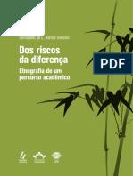 Dos Riscos da Diferenca Etnografia de um percurso acadêmico.pdf