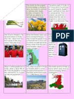 1 All About Wales Facts