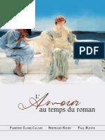 LIT4005-L Amour Au Temps Du Roman