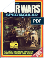 Famous Monsters Star Wars Spectacular A Warren Magazine