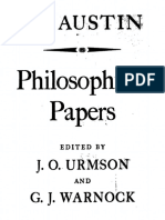 AUSTIN, J. L. Philosophical Papers.pdf