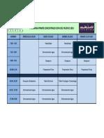 Programa Concentrado Copa Pacifico Julio