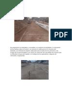 Fotos de Procesos de Pavimento Rigido
